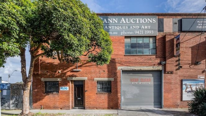 12 offers for $3.4 million Richmond warehouse