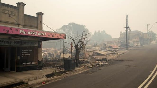 Disaster hits small business in many ways, we need a national strategy