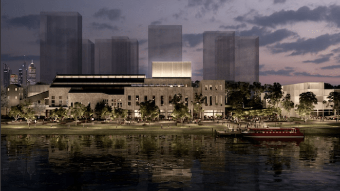 Concept designs unveiled for East Perth Power Station transformation