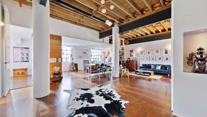 Artist Robyn Dansie secures $3,575,000 Fitzroy warehouse sale