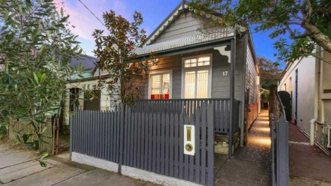 Actor Aimèe Horne buys in Leichhardt