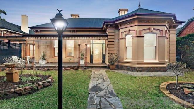 Sandstone 1900s Rose Park house, Rose Park Rose, sold for $1.605 million