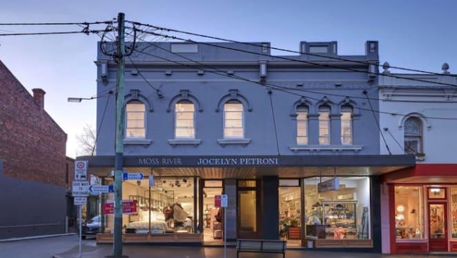 Premium Queen Street, Woollahra block set for auction