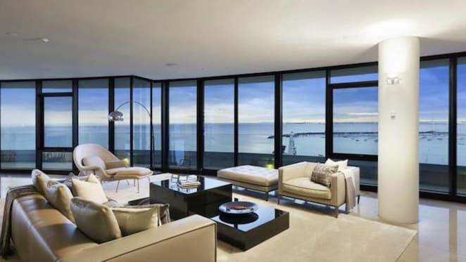 Village Roadshow's Graham Burke sells St Kilda sub-penthouse