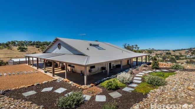 Four bedroom Bullsbrook house listed for $769,000