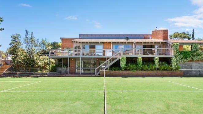 Entrepreneur David Trewern lists Portsea estate