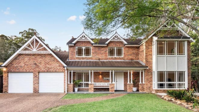 Former Eels captain Nathan Cayless selling West Pennant Hills home