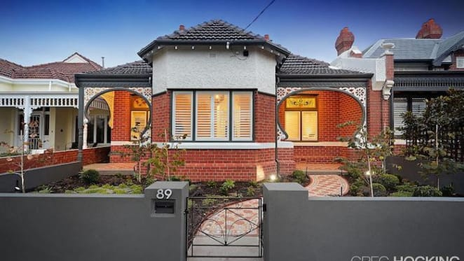 Federation-era Middle Park house listed for sale