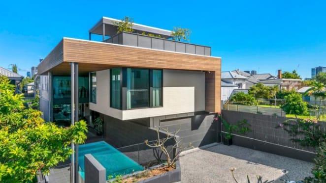 Brisbane restaurateurs list New Farm home
