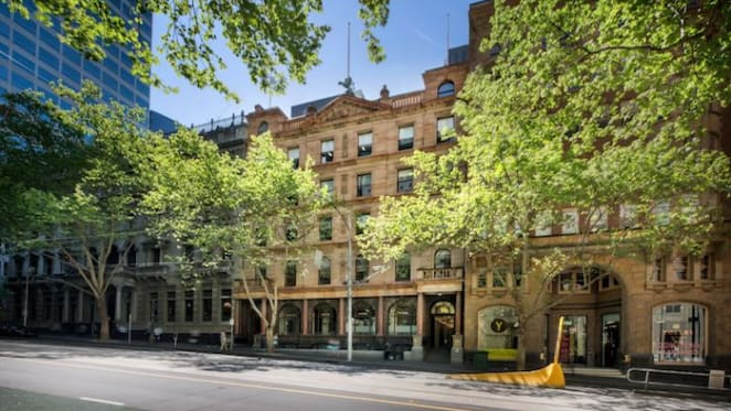 New tenants for Melbourne CBD's Scottish House pumped for move