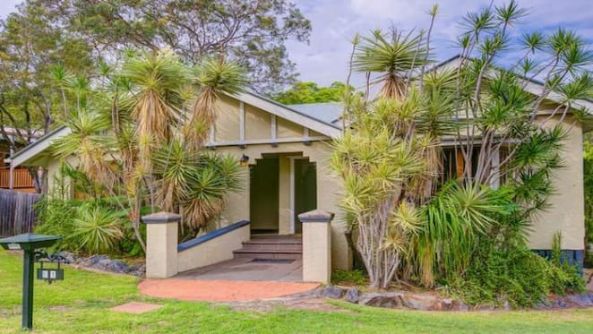 Two pre-war Bardon houses listed for sale