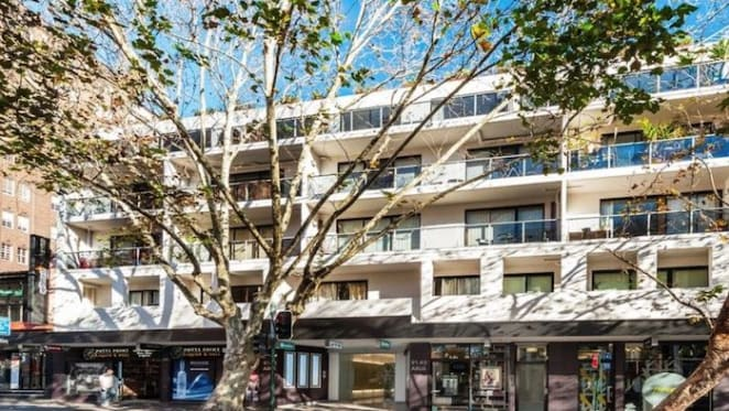 $100 million plus Macleay Street, Potts Point shop top residential site consolidation put to market