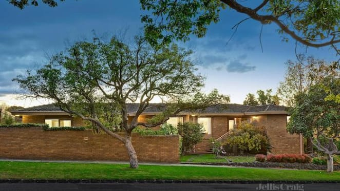 Balwyn house sold for $2.33 million