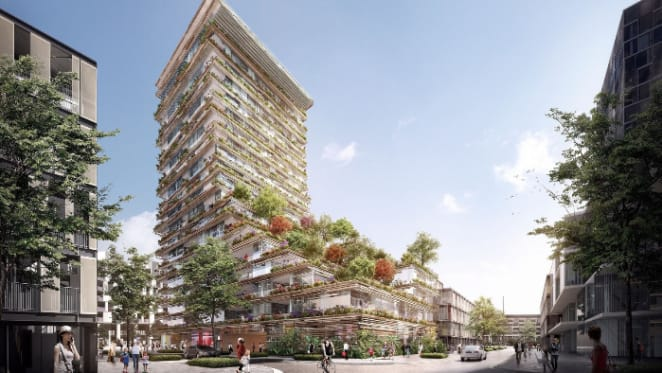 Crown Group and Mitsubishi joint venture $500 million Mastery, Waterloo development
