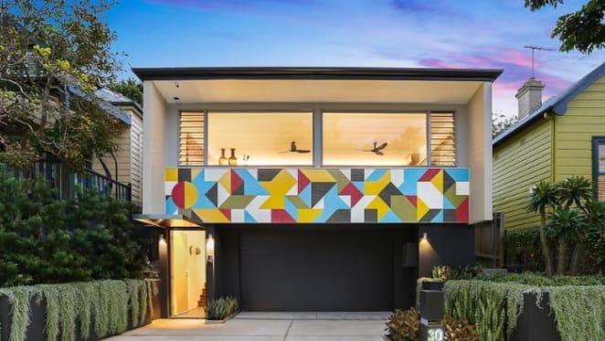 Tone Wheeler-designed Lilyfield auction offering