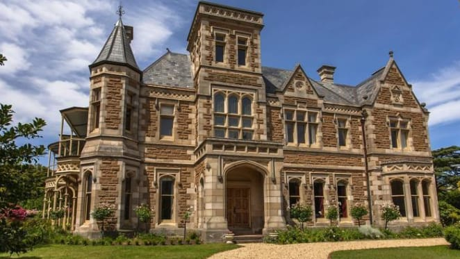 Historic Stokes House, Newtown for sale at $4 million