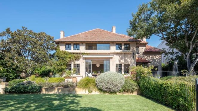 UniLodge founder lists Bellevue Hill home