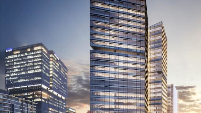 Melbourne Quarter's final commercial tower approved: planning for growing demand