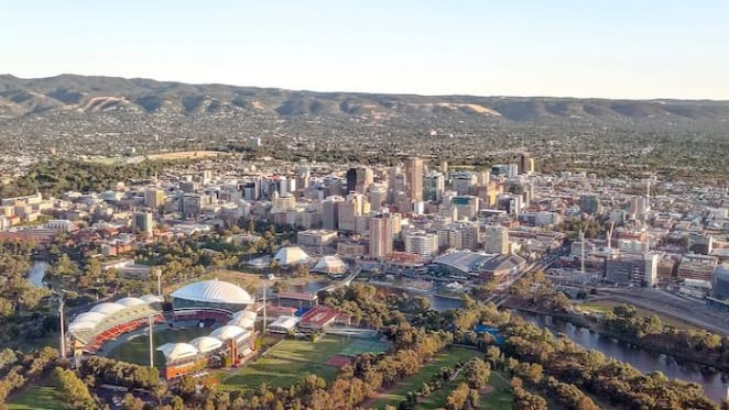 We'll be talking more about Adelaide in 2018