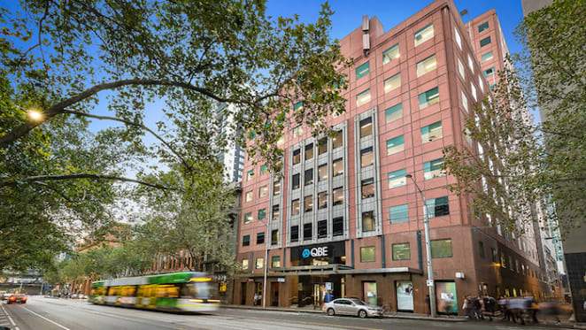 Swiss AFIAA Foundation does an asset swap deal, buys in Melbourne, sells Brisbane HQ to realty investor