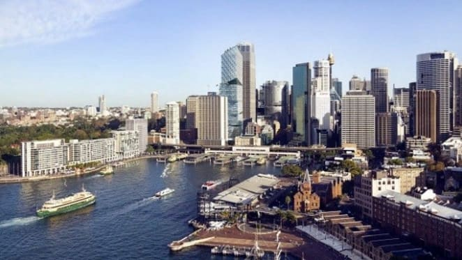AMP Capital receives Stage 2 DA approval for landmark Circular Quay precinct