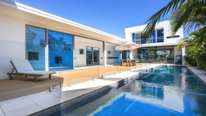 NRL official Graham Annesley lists Gold Coast home