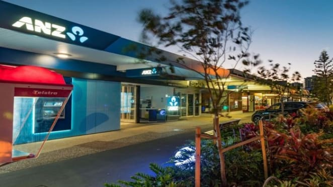 Coolangatta ANZ and BOQ bank premises listed