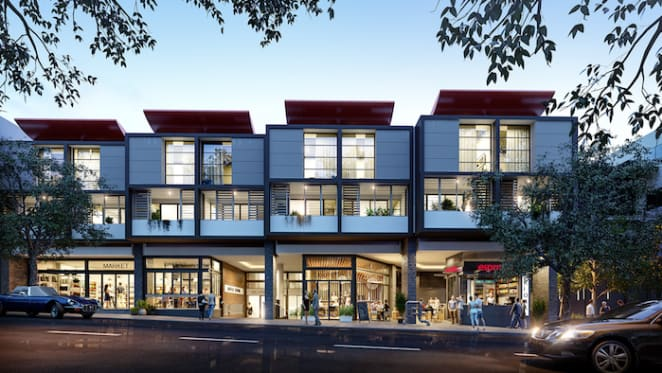 Belle Property lists three Ashfield Central retail spaces