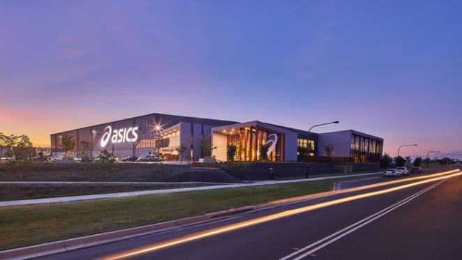 ASICS opens Oceania headquarters in Sydney's Marsden Park