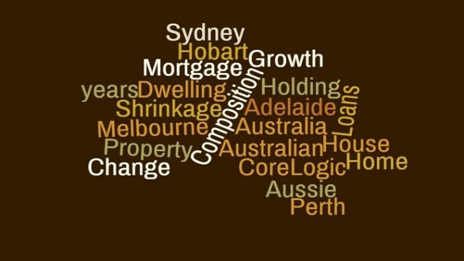 How the typical Aussie mortgage has risen over past 25 years: Aussie/CoreLogic
