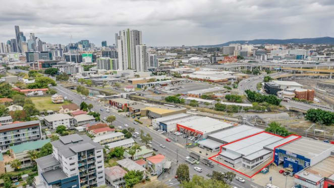 Savills sell two Bowen Hills, Brisbane properties to 99 Bikes