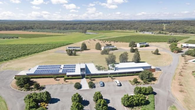Adina Vineyard, Lovedale sold for $7 million
