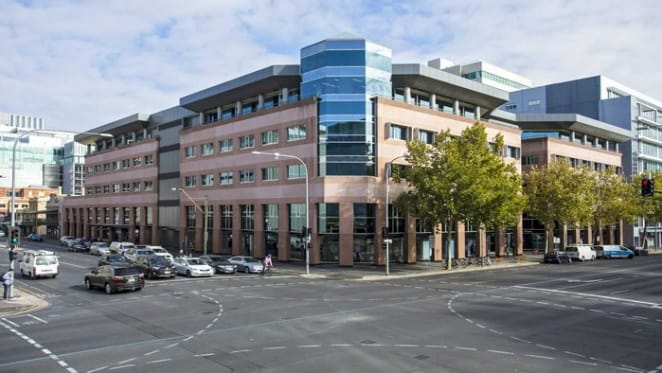 Savills is marketing an Adelaide office for lease for the first time in a decade