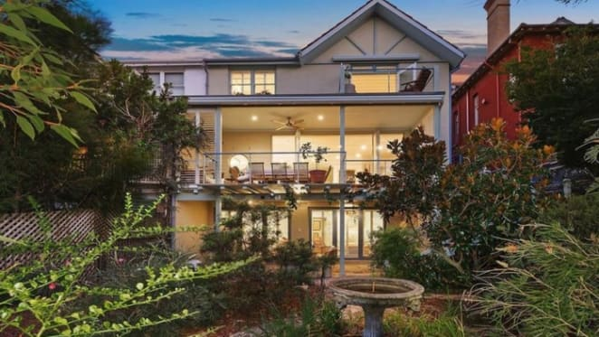 Late adman Paul Priday's Birchgrove home sold by widow Margot