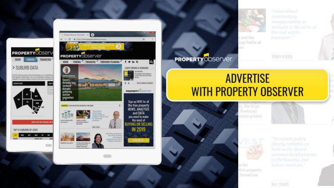 Advertise with Property Observer