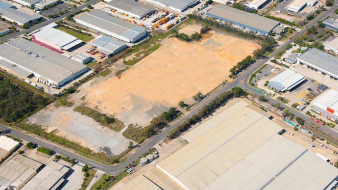 Brisbane industrial infill site snapped up off market