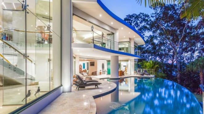 Airlie Beach trophy home sold by the Bathurst 100 winner Tony Longhurst