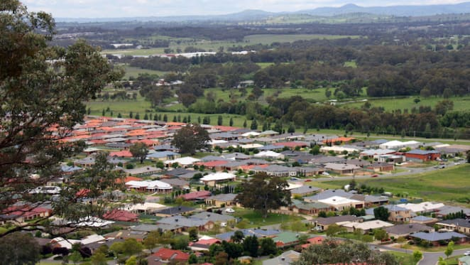 Albury-Wodonga's affordability attracts first home buyers