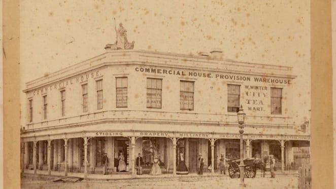Alexanders corner in Melbourne's Richmond sells under the hammer for $11 million