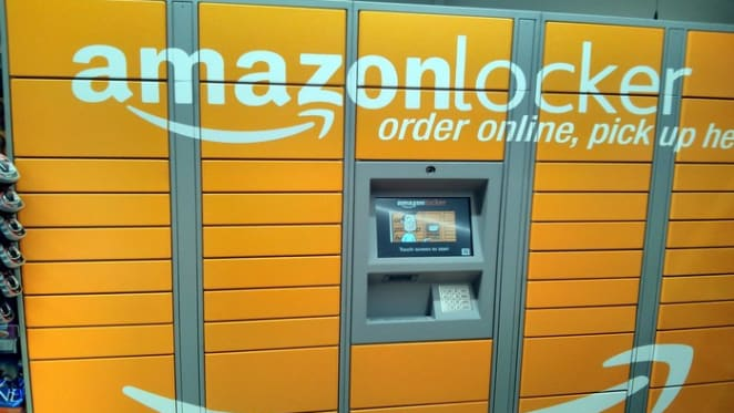 Commonwealth Bank offer Amazon Locker in parts of Sydney