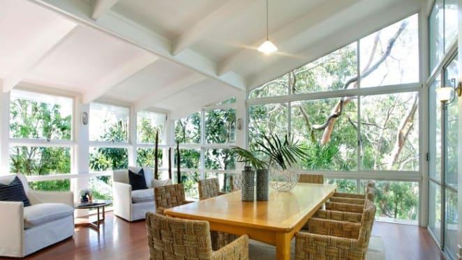Sydney Ancher-designed modernist Avalon home listed