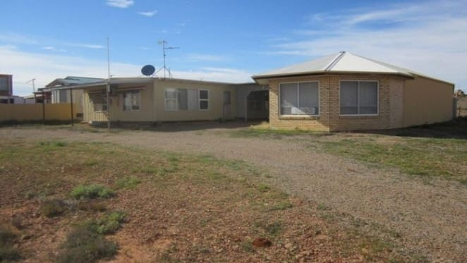 Andamooka, SA mortgagee listed for 63% reduction in value