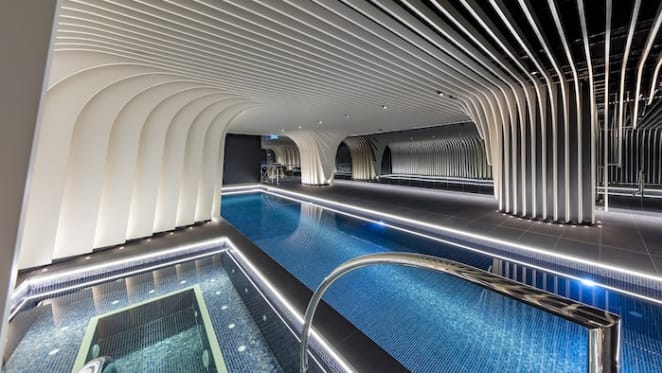 Arc by Crown Group in Sydney CBD wins HIA Best NSW apartment complex