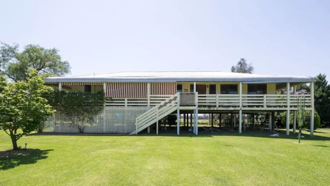 INXS band manager slaps asking price on Archerfield Farm