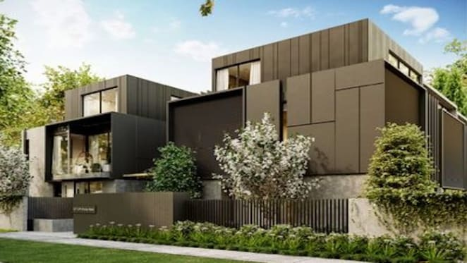 Armadale set for luxury townhouse project Orrong