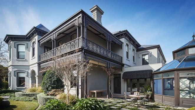 Carrington House, Armadale trophy home listed
