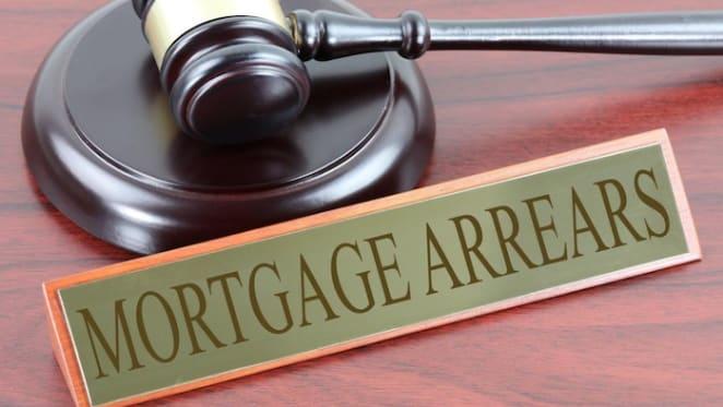 Australian prime home loan arrears rose in January