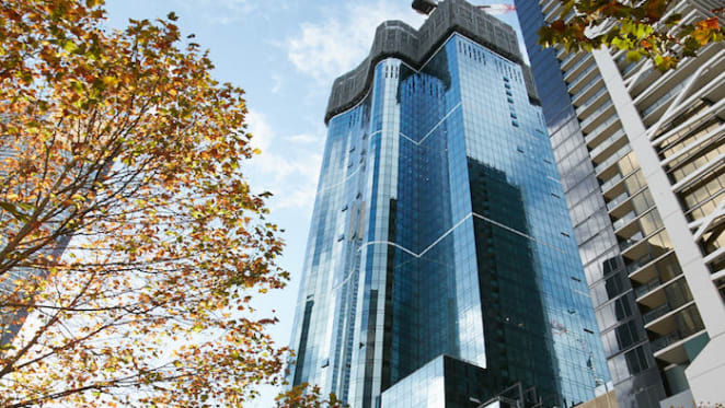 First occupants set to move into Australia 108, highest residences in the Southern Hemisphere