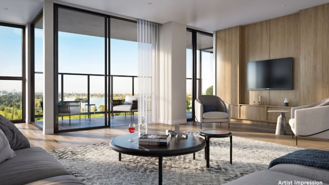 Australian Unity announces $120 million, vertical retirement high-rise overlooking Albert Park Lake