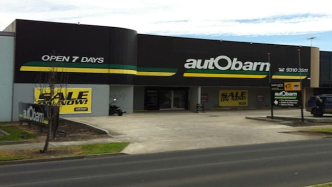 Auto parts retailer Autobarn shopping for stores